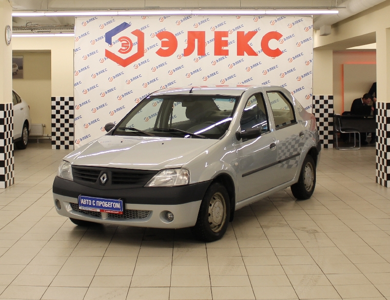 Renault Logan <br />1.6 MT (87 л.с.)