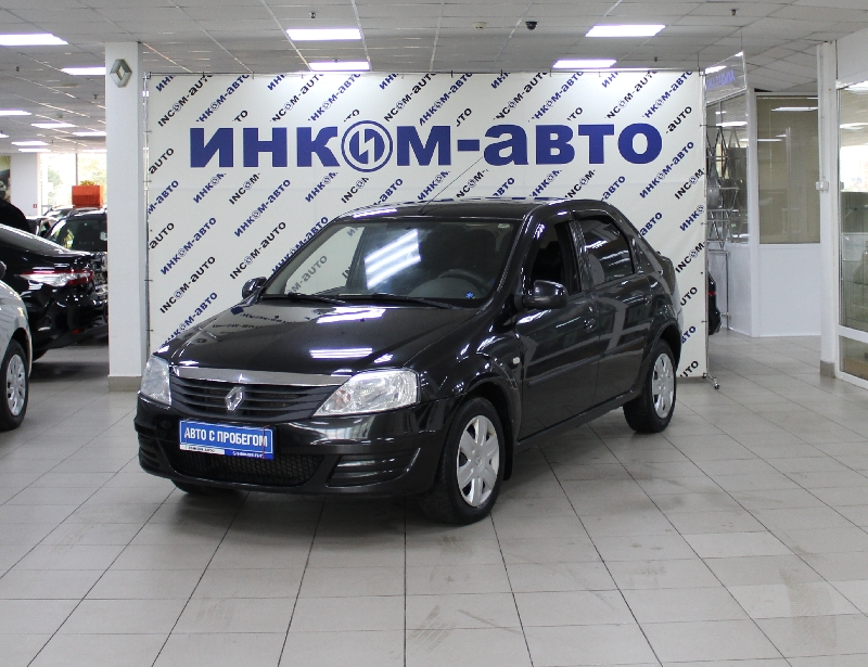 Renault Logan <br />1.4 MT (75 л.с.)