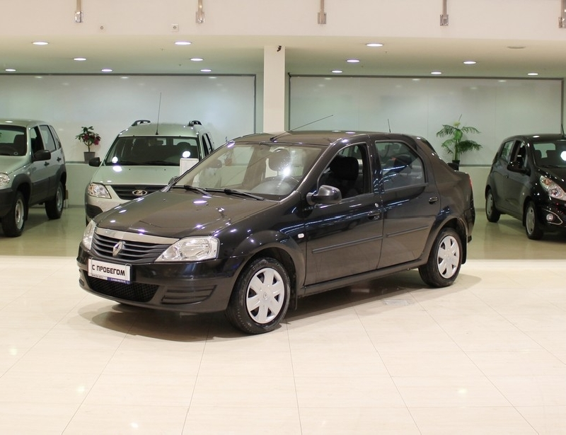 Renault Logan <br />1.6 MT (84 л.с.)