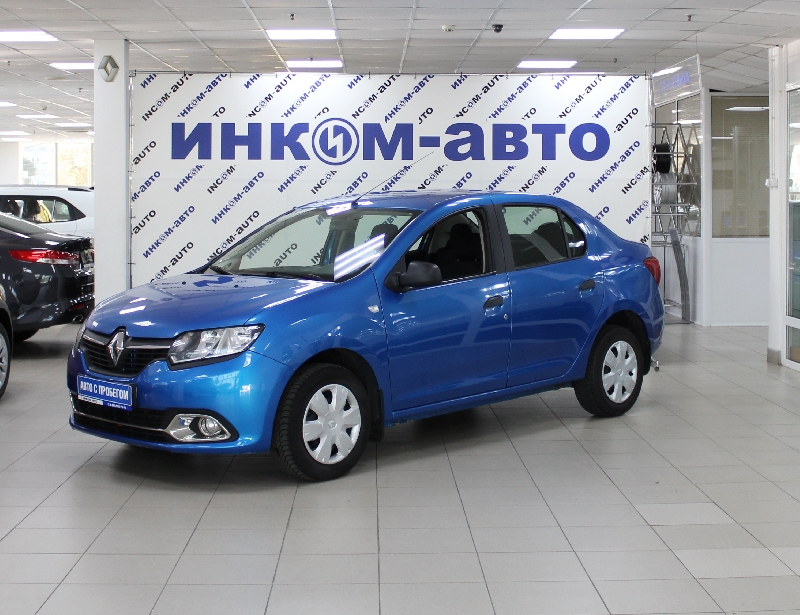 Renault Logan <br />1.6 MT (82 л.с.)