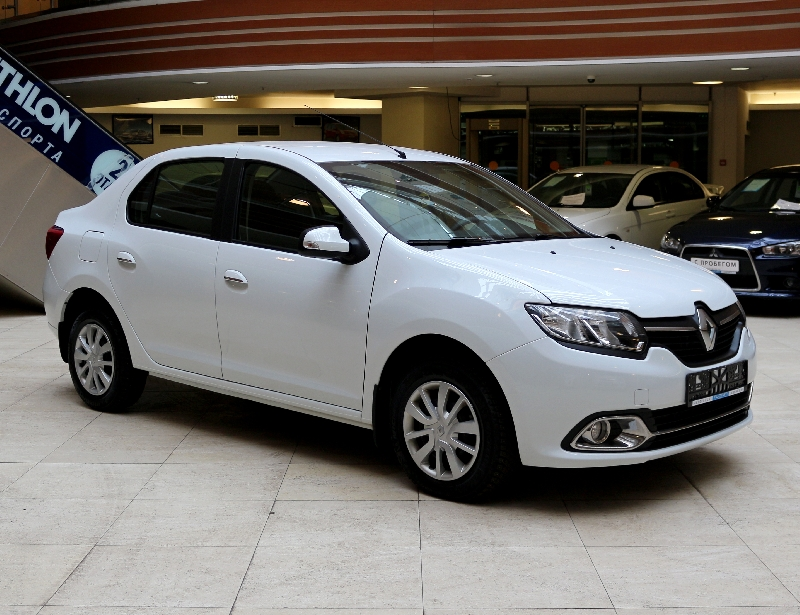 Renault Logan <br />1.6 AT (82 л.с.)