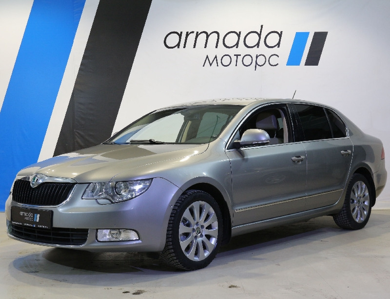 Skoda Superb <br />1.8 AT (160 л.с.)