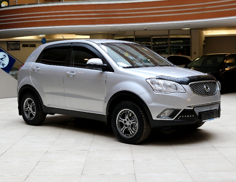 SsangYong Actyon <br />2.0 MT (149 л.с.)