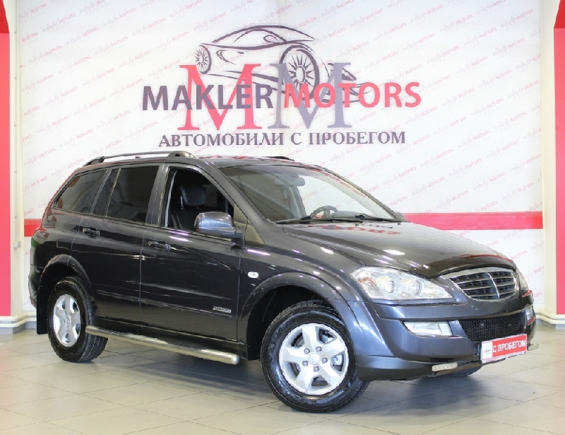 SsangYong Kyron <br />2.0d AT (141 л.с.) 4WD