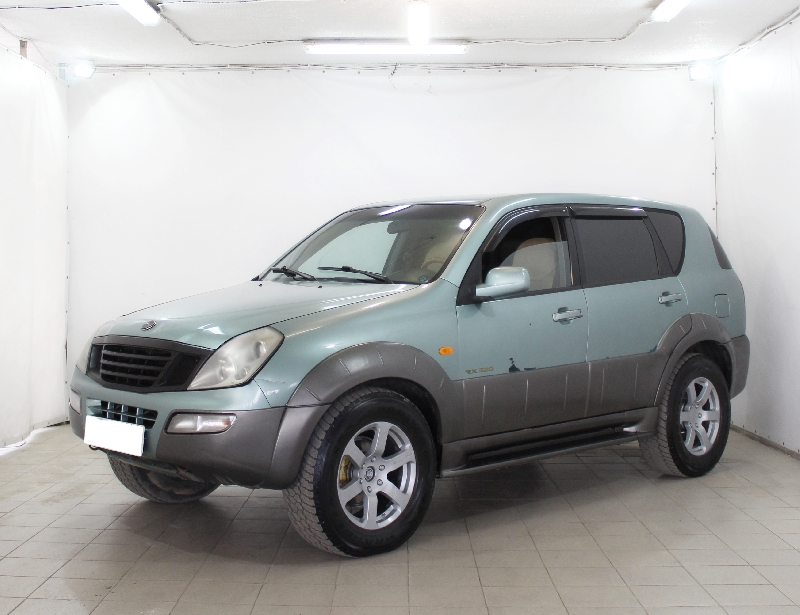 SsangYong Rexton <br />3.2 AT (220 л.с.) 4WD