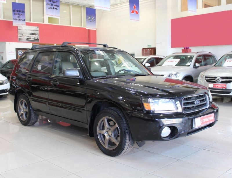 Subaru Forester <br />2.5 AT (165 л.с.) 4WD