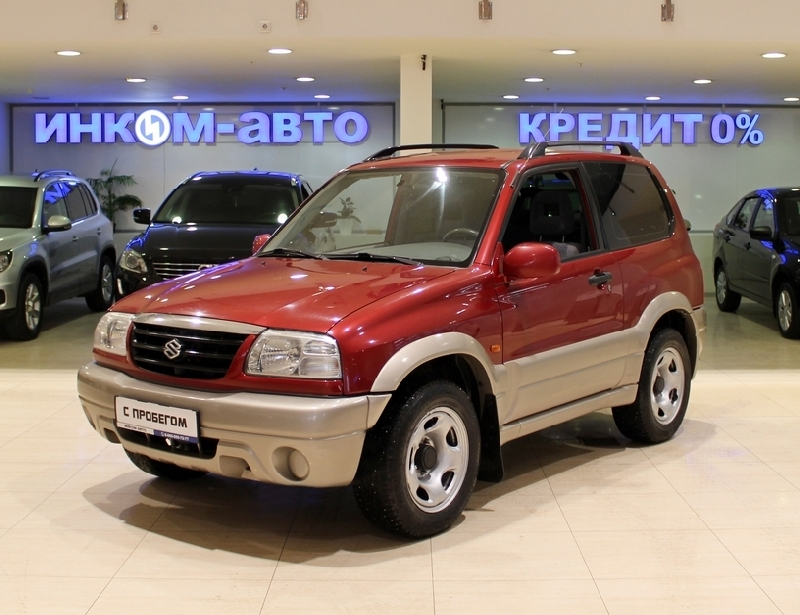 Suzuki Grand Vitara <br />1.6 AT (94 л.с.) 4WD