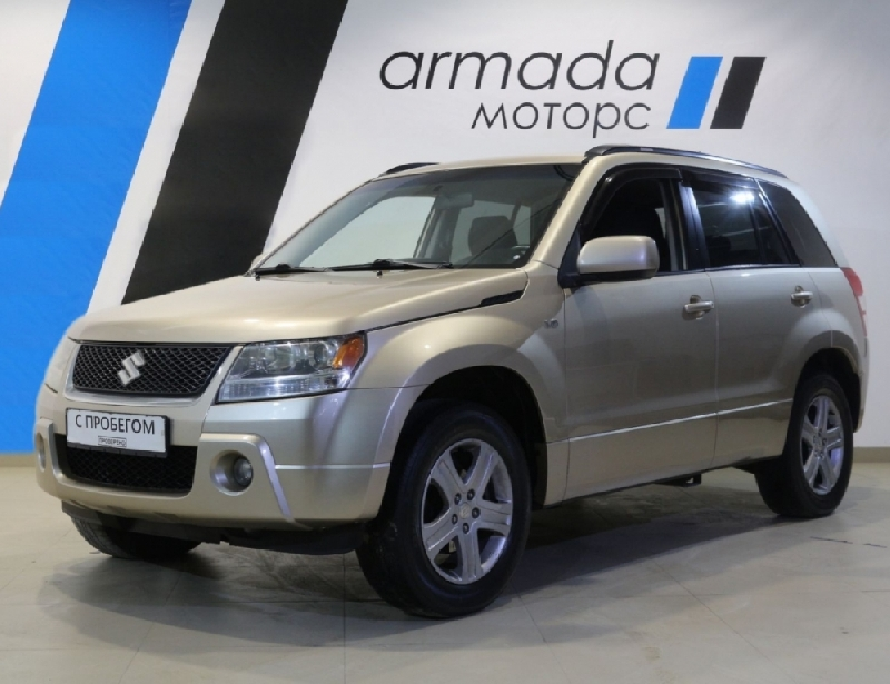 Suzuki Grand Vitara <br />2.7 AT (185 л.с.) 4WD