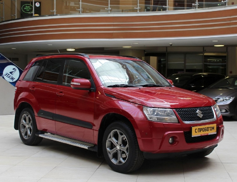 Suzuki Grand Vitara <br />2.4 AT (169 л.с.)