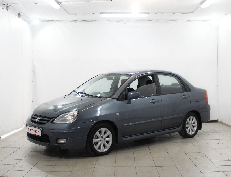 Suzuki Liana <br />1.6 AT (107 л.с.) 4WD