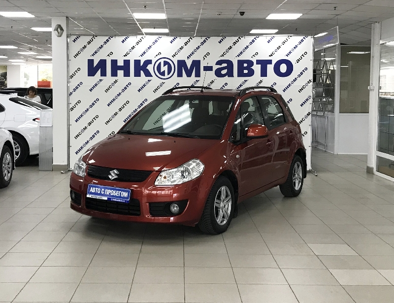 Suzuki SX4 <br />1.6 AT (106 л.с.)