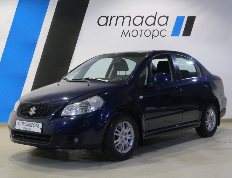 Suzuki SX4 <br />1.6 AT (112 л.с.) 4WD