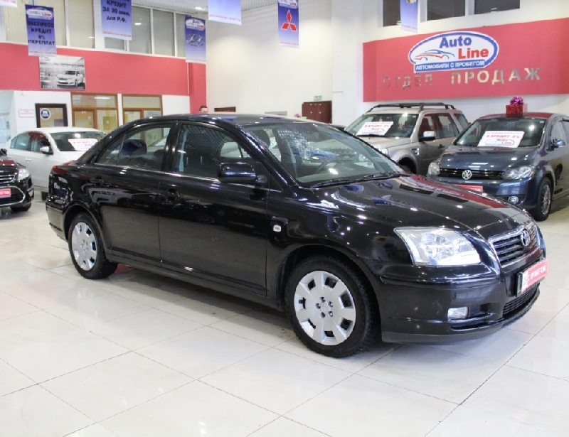Toyota Avensis <br />2.4 AT (163 л.с.)