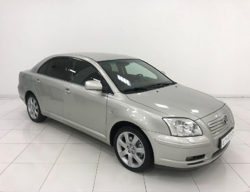 Toyota Avensis <br />2.0 AT (147 л.с.)