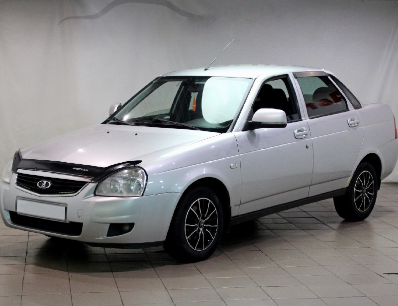 LADA (ВАЗ) Priora <br />1.6 MT (106 л.с.)