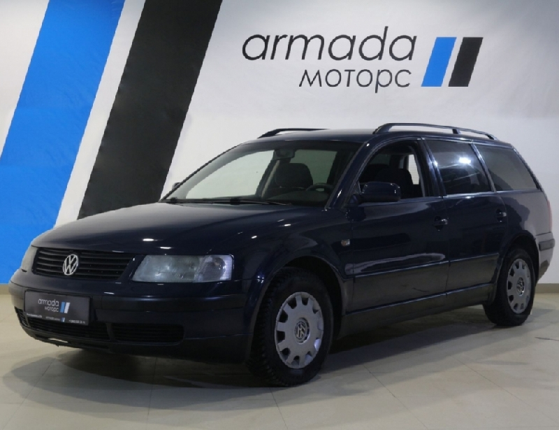 Volkswagen Passat <br />1.8 AT (125 л.с.)
