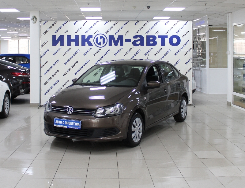 Volkswagen Polo <br />1.6 AT (105 л.с.)
