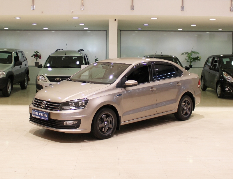 Volkswagen Polo <br />1.6 AT (110 л.с.)