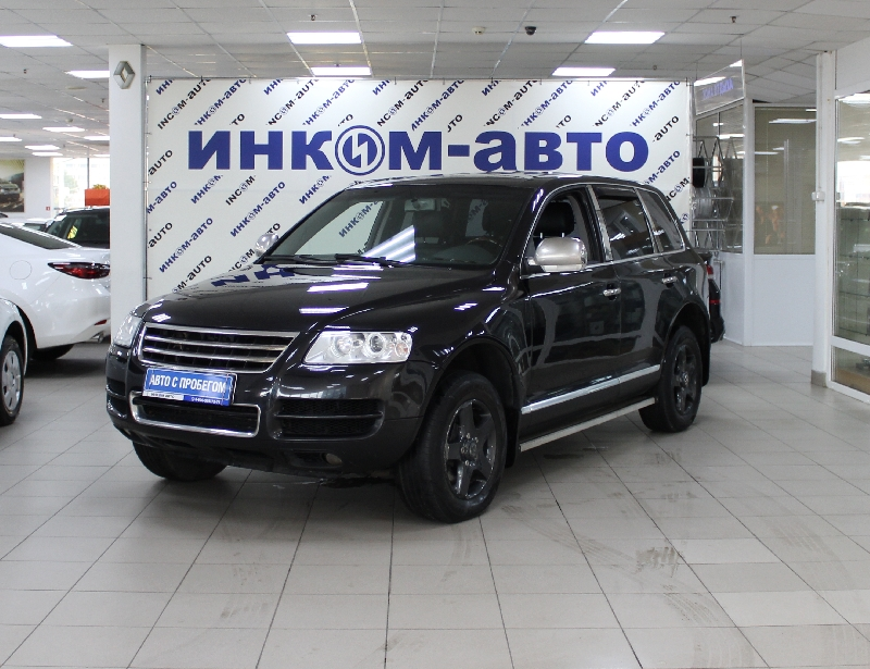 Volkswagen Touareg <br />3.2 AT (220 л.с.) 4WD