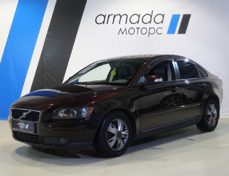 Volvo S40 <br />2.4 AT (140 л.с.)