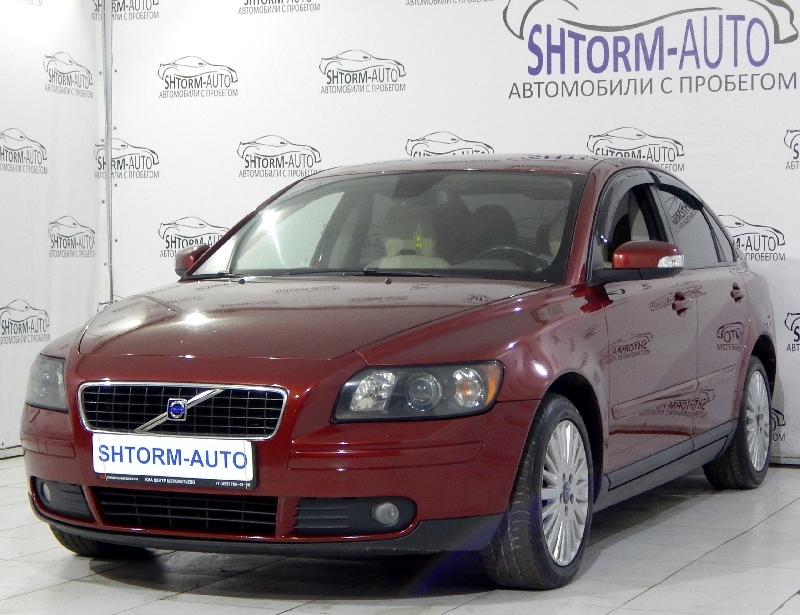 Volvo S40 <br />2.4 AT (170 л.с.)