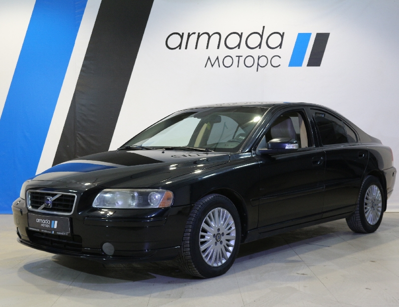 Volvo S60 <br />2.4 AT (170 л.с.)