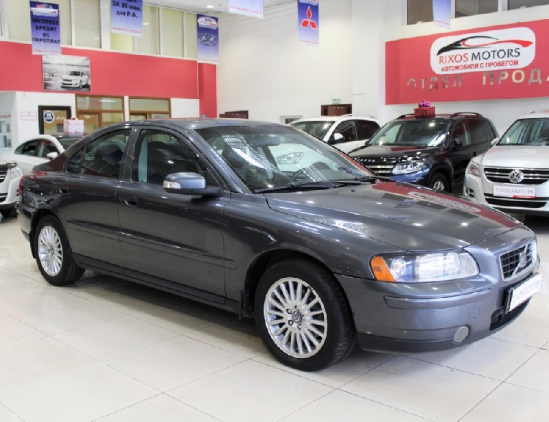 Volvo S60 <br />2.4 AT (140 л.с.)