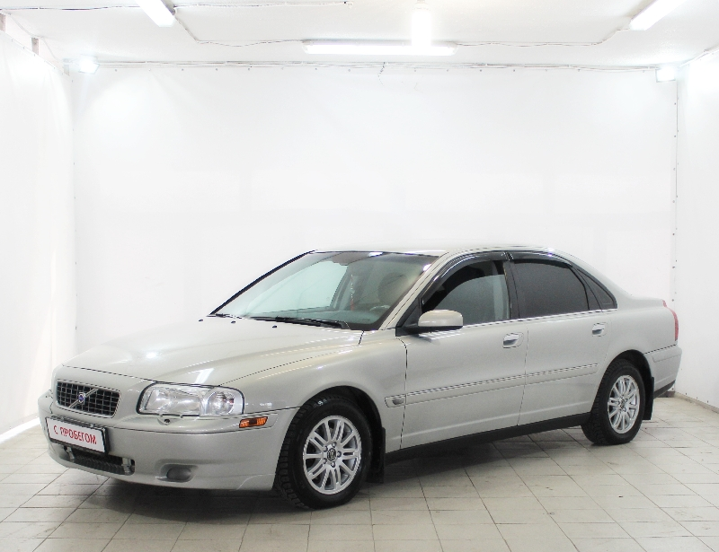 Volvo S80 <br />2.4 AT (170 л.с.)