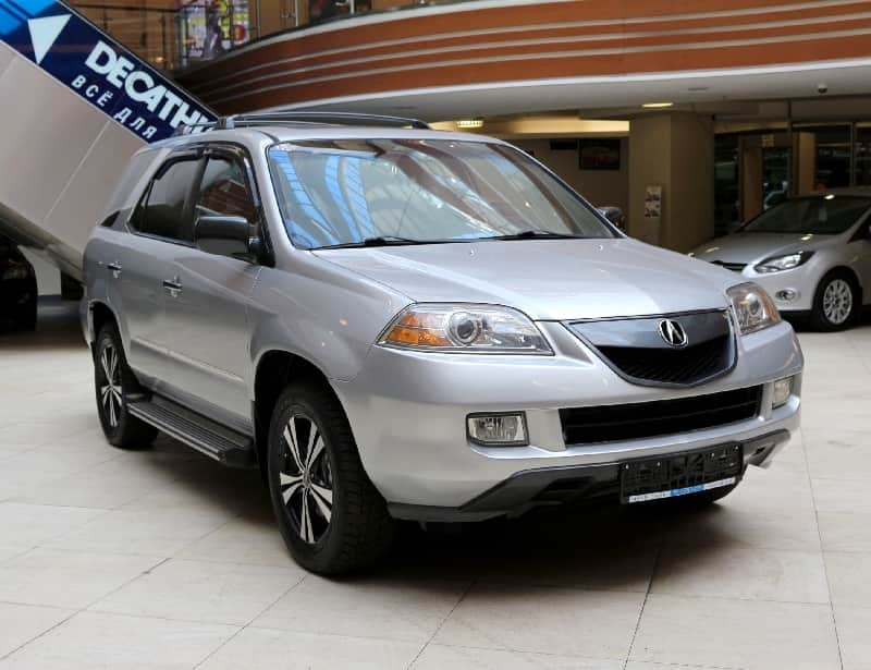 Acura MDX <br />3.5 AT (265 л.с.) 4WD