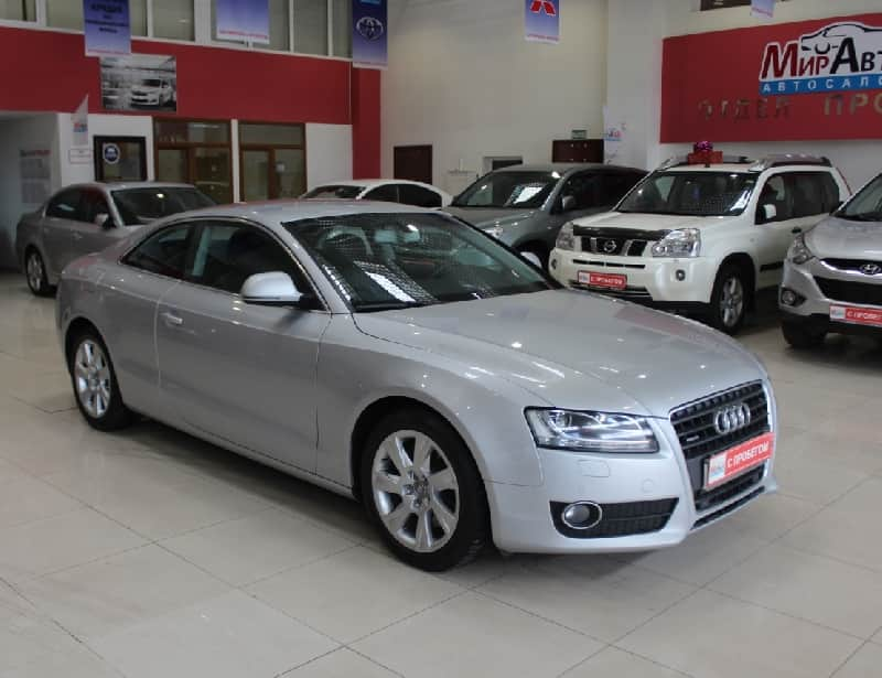 Audi A5 <br />2.0 AT (211 л.с.) 4WD