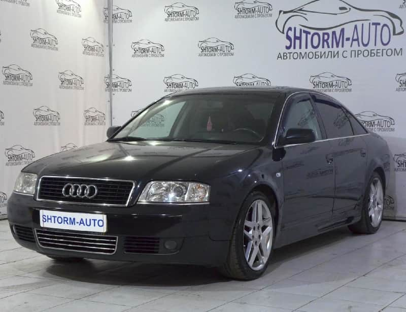 Audi A6 <br />2.7 AT (250 л.с.) 4WD