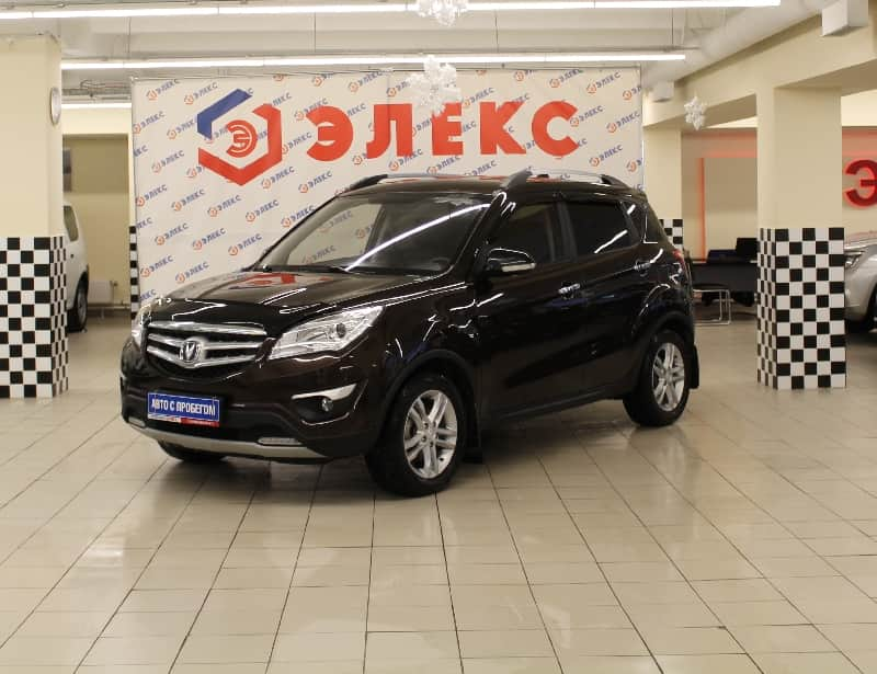 Changan CS35 <br />1.6 MT (113 л.с.)