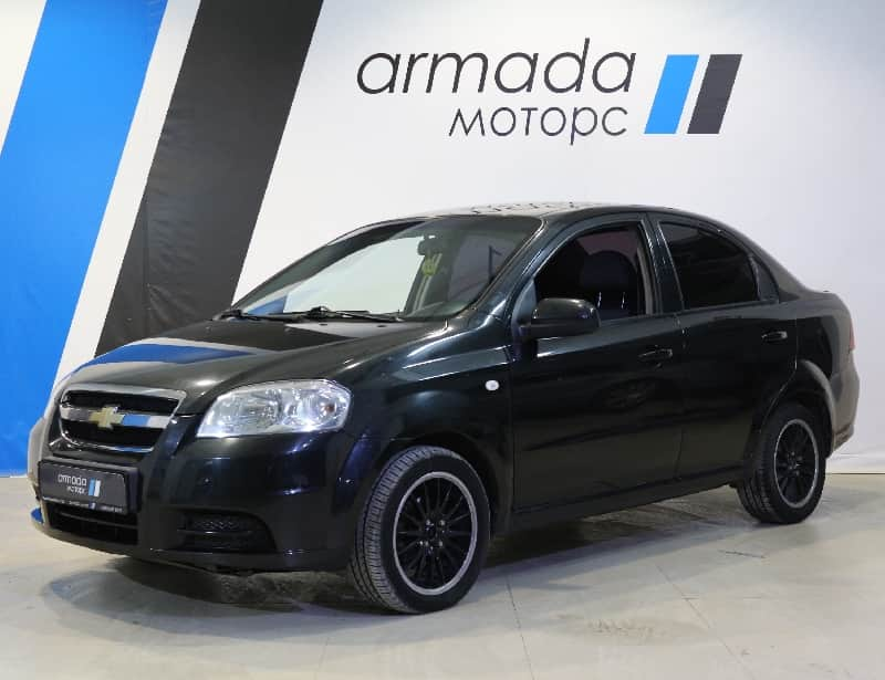 Chevrolet Aveo <br />1.4 AT (94 л.с.)