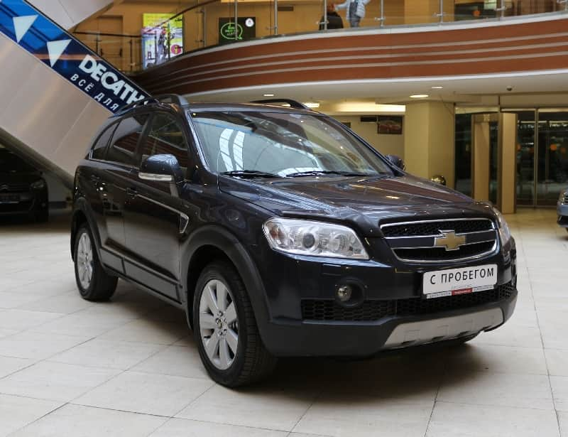 Chevrolet Captiva <br />3.2 AT (230 л.с.) 4WD