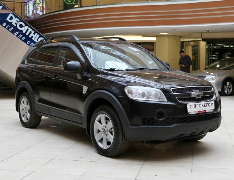 Chevrolet Captiva <br />2.4 MT (136 л.с.) 4WD