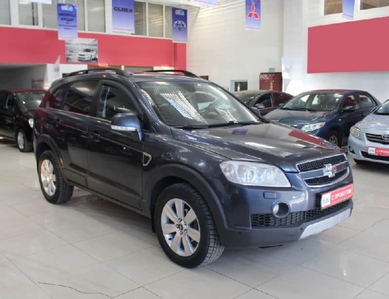 Chevrolet Captiva <br />2.4 AT (136 л.с.) 4WD