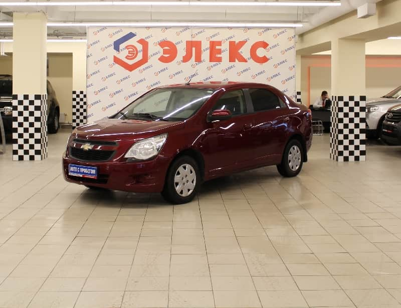 Chevrolet Cobalt <br />1.5 MT (105 л.с.)