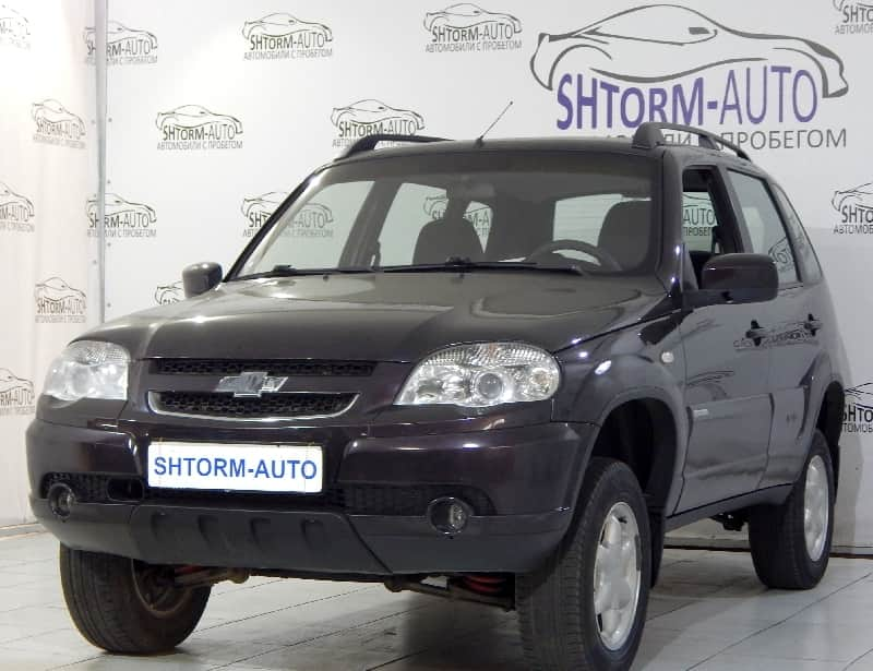 Chevrolet Niva <br />1.7 MT (80 л.с.) 4WD