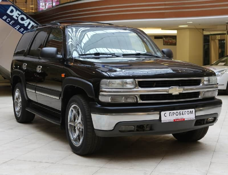 Chevrolet Tahoe <br />5.3 AT (273 л.с.) 4WD