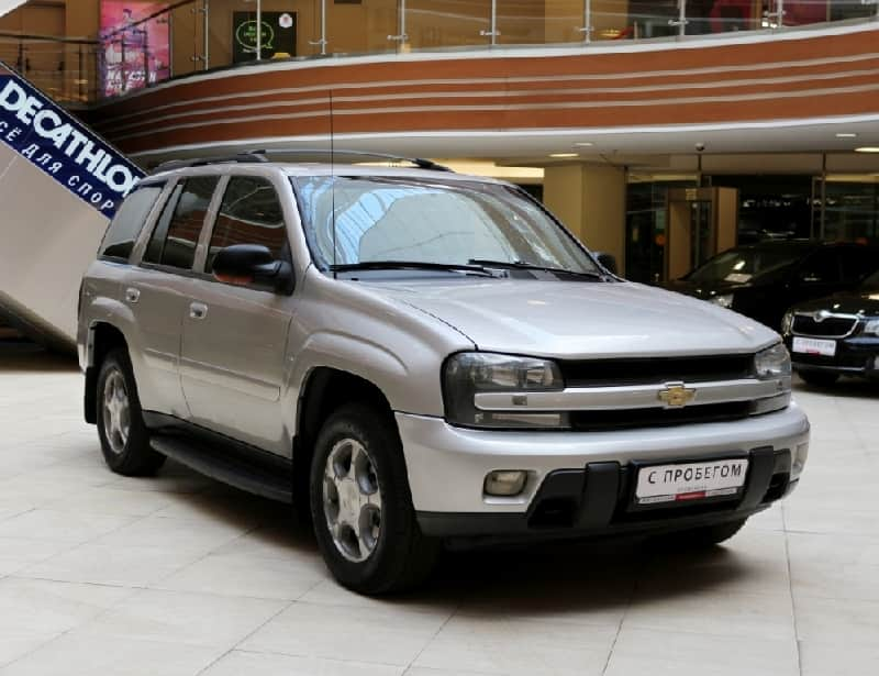 Chevrolet TrailBlazer <br />4.2 AT (273 л.с.) 4WD