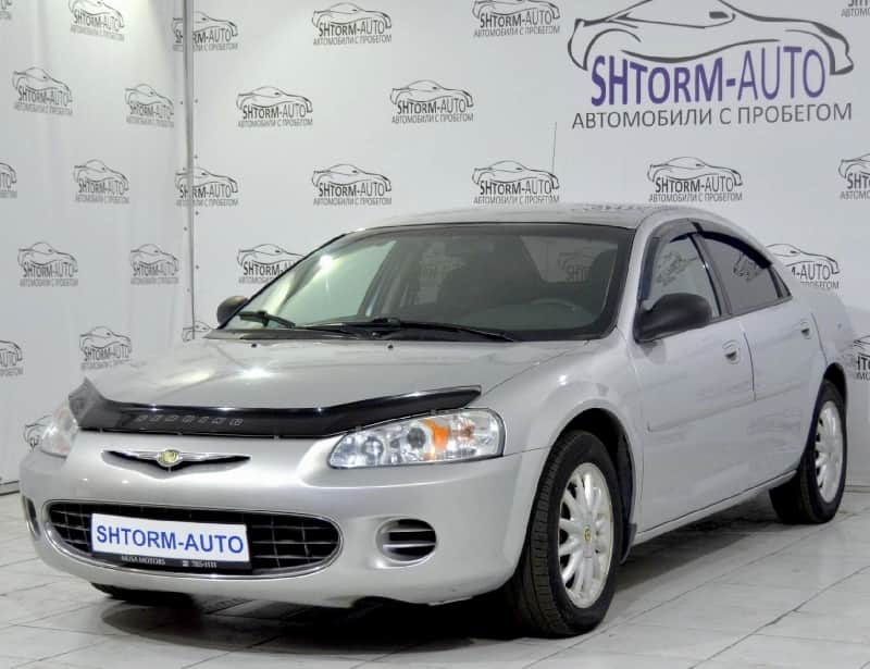 Chrysler Sebring <br />2.0 AT (141 л.с.)