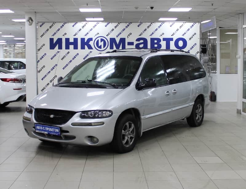 Chrysler Town & Country <br />3.3 AT (182 л.с.)