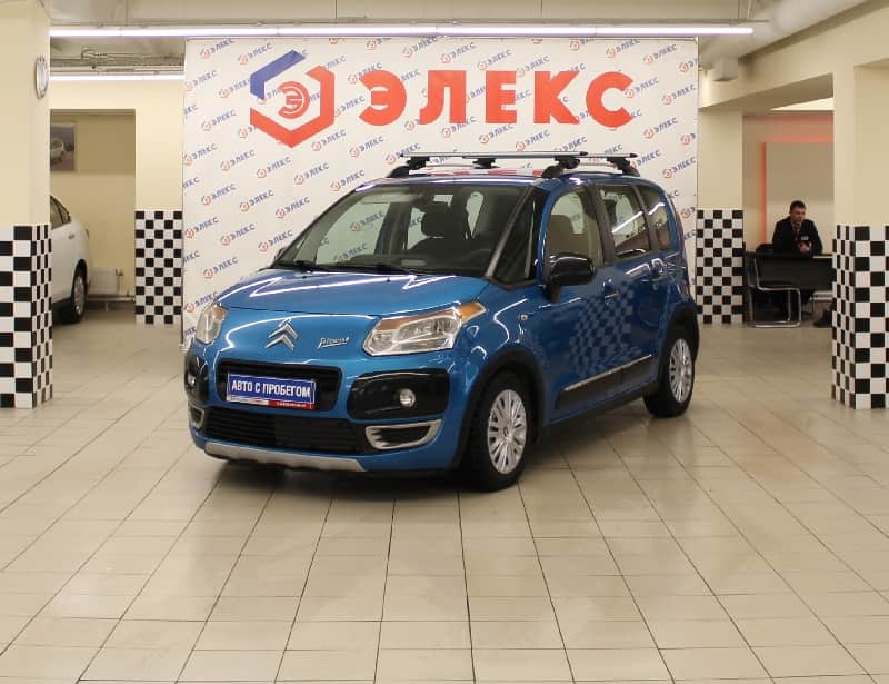 Citroen C3 Picasso <br />1.6 AT (115 л.с.)
