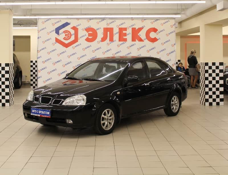Daewoo Lacetti <br />1.6 AT (110 л.с.)