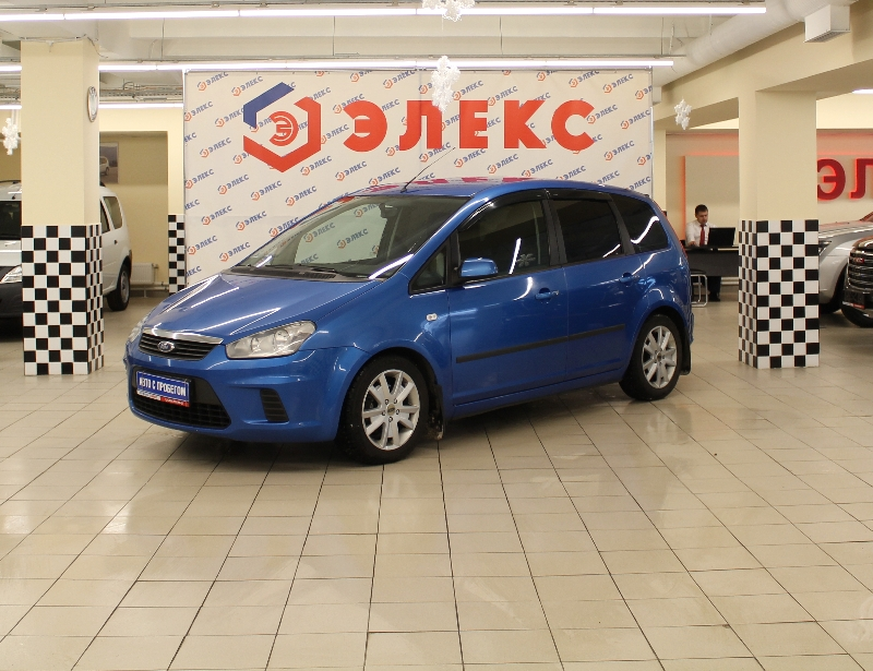 Ford C-MAX <br />1.8 MT (125 л.с.)