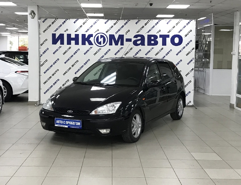 Ford Focus <br />2.0 AT (131 л.с.)