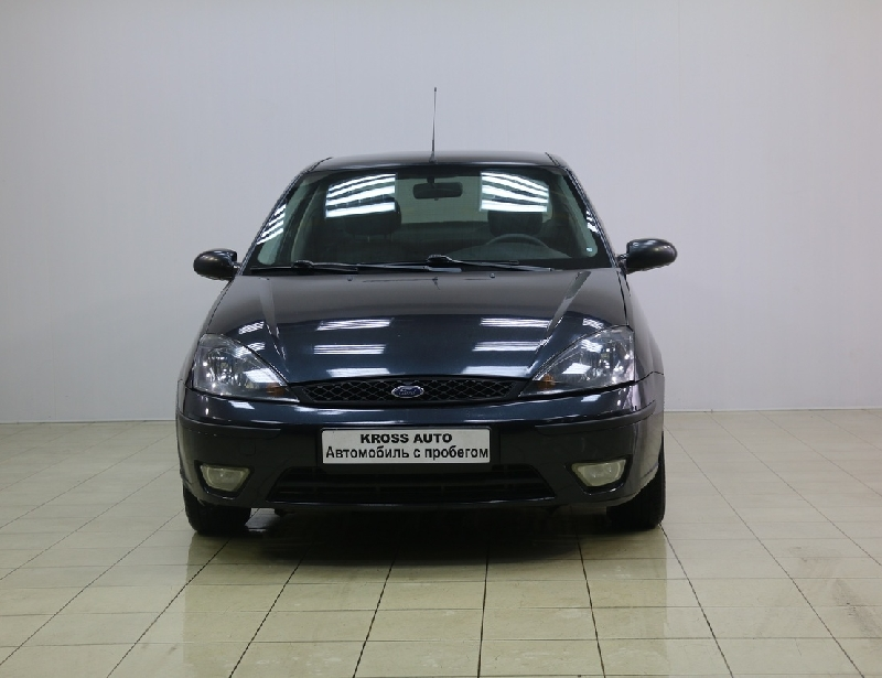 Ford Focus <br />1.8 MT (115 л.с.)
