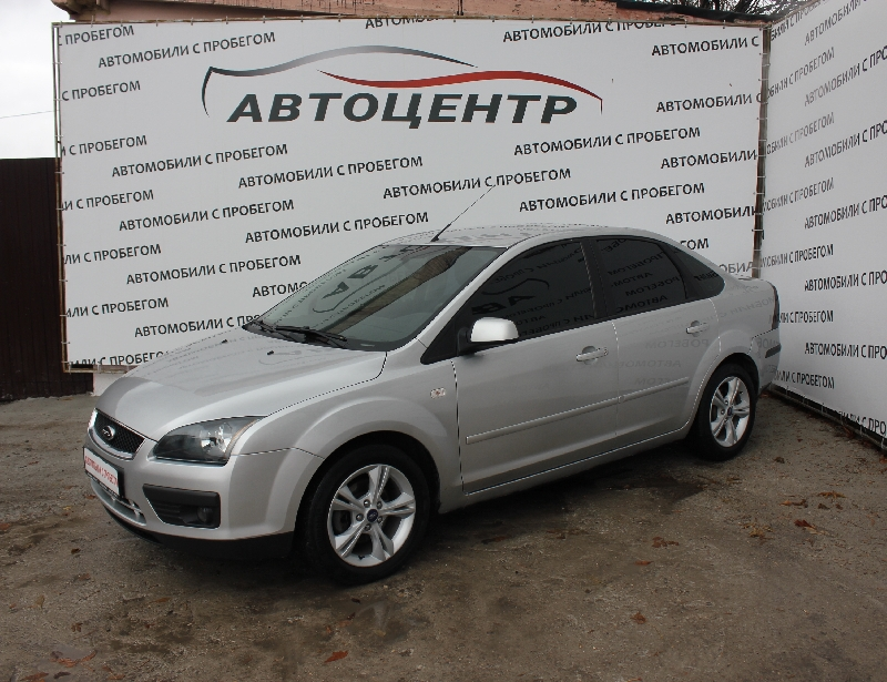 Ford Focus <br />2.0 MT (145 л.с.)