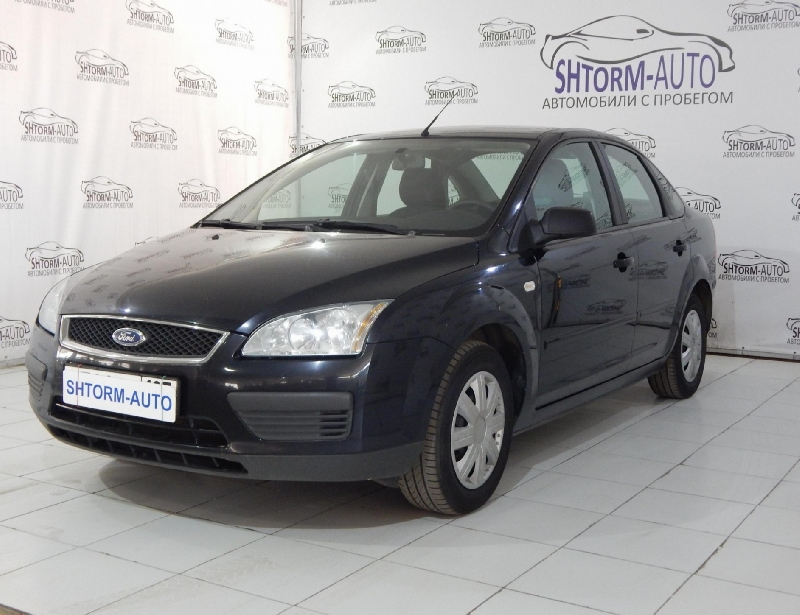 Ford Focus <br />1.6 MT (115 л.с.)