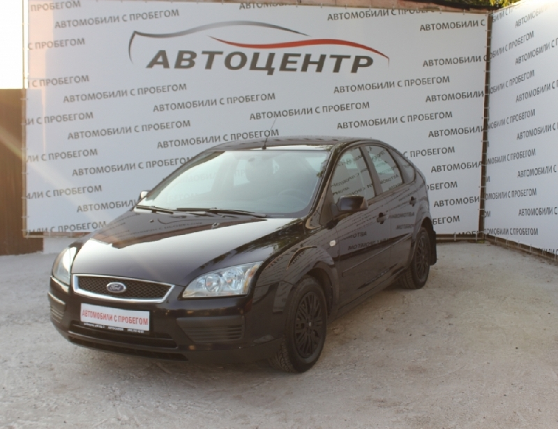 Ford Focus <br />1.4 MT (80 л.с.)